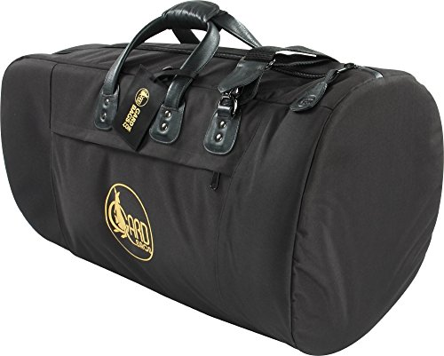 Gard Mid-Suspension Euphonium Gig Bag 51-MSK Black Synthe...