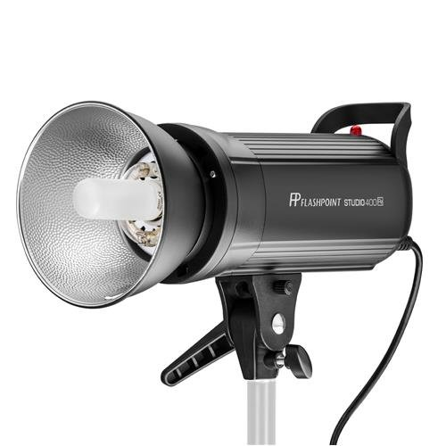 Flashpoint Studio 400 Monolight with Built-in R2 2.4GHz Radio Remote System - Bowens Mount (SK400II) by Flashpoint