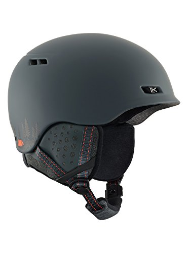 - Anon Men's Rodan Ski Snow Sports Helmet with Adjustable Fit and Ventilation, Sam Larson, X - Large