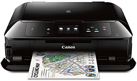 Canon MG7720 Wireless All-In-One Printer with Scanner and Copier: Mobile and Tablet Printing, with Airprint(TM) and Google Cloud Print compatible, ...