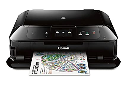 5c8d9a5c4912 Canon MG7720 Wireless All-In-One Printer with Scanner and Copier: Mobile and