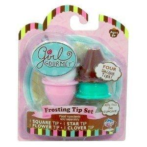 Girl Gourmet Frosting Tip Set
