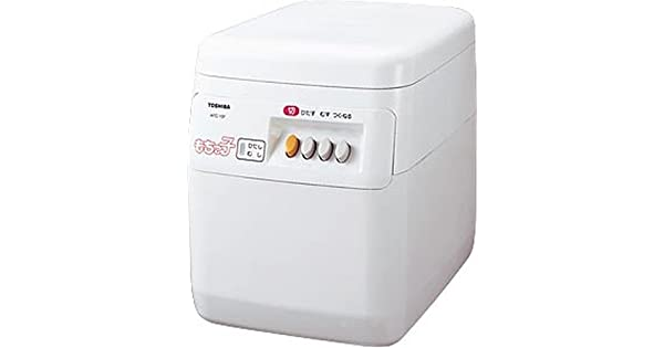 Amazon.com: Toshiba mochi-kko Pastel de arroz máquina de ...