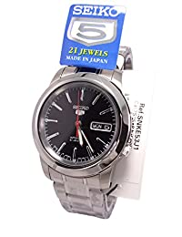 SEIKO SEIKO 5 Automatic Watch Made in Japan SNKE53J