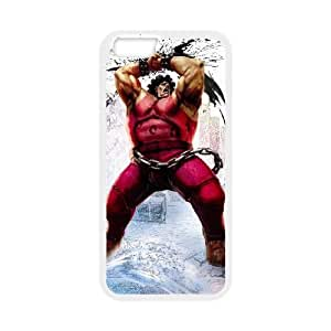 ultra street fighter iv iPhone 6 Plus 5.5 Inch Cell Phone Case White 53Go-023135