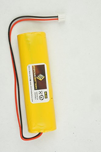 - Emergency Lighting Replacement Battery Replaces All Fit- E1021R, All Fit - EJW-NICAD