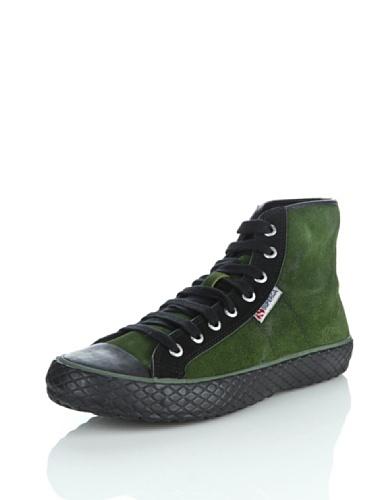 Sneakers - 2109-suewaxu GreenMusk-Black