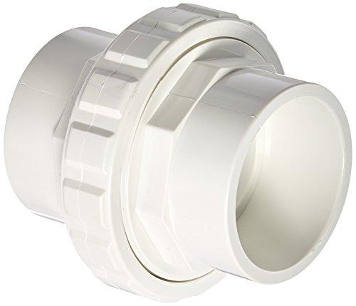 Hayward SP14982S 2-Inch Socket White PVC Flush Female Socket Union