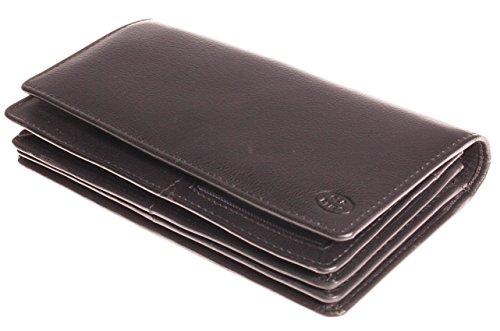 XXL Portamonete Portafoglio da donna portafoglio in pelle assoluto Top modello nuovo