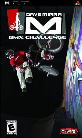 Dave Mirra: BMX Challenge - Sony PSP