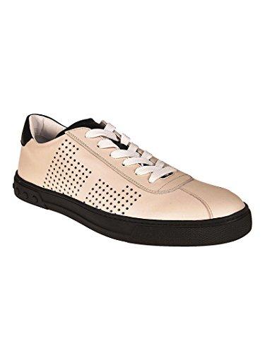 Tods Sneaker in Pelle Bicolore Beige XXM0XY0X990LDS