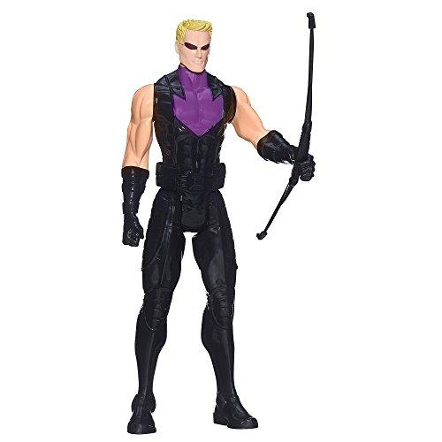 Marvel Avengers Titan Hero Series Hawkeye 12-Inch Figure