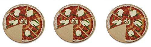 Old Stone Oven Round Pizza Stone 2 Pack 16 Round
