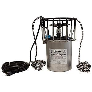 Kasco 3400D025 3400D 3/4 HP Marine De-Icer – 120V Single Phase, 60Hz, 25′ Cord