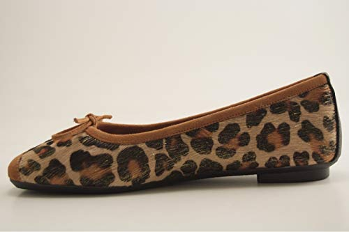 Lux Ballerine Beige Reqins Jaguar Hello 7SxFH5