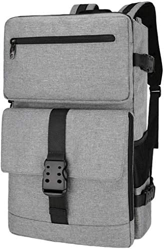 BAJIMI ハイキングバックパック、学生のバックパック、男性女性のための旅行バックパック防水通気性のトレッキングハイキング登山クライミングキャンプリュックサック、47センチメートル×27センチメートル×14センチメートル