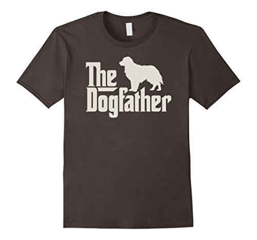 The Dogfather Golden Retriever Funny Dog Owner Shirt