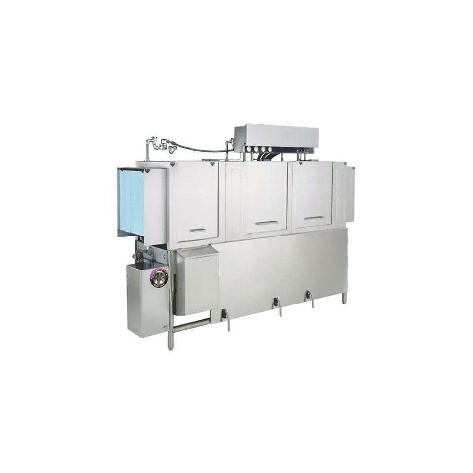 Jackson AJ 86, 287 Racks/Hr, Electric Tank Heat Conveyor Dishwasher w/ 22 Prewash