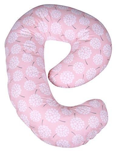 Mini Pregnancy Pillows - Leachco Snoogle Mini Chic - Compact