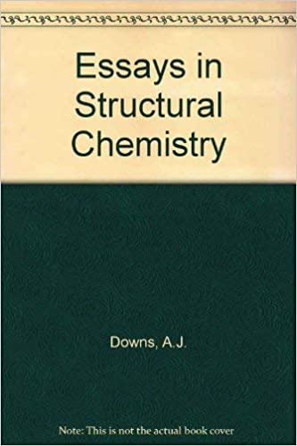 The Basics of Structural Chemistry