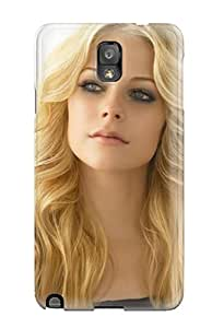 Sanp On Case Cover Protector For Galaxy Note 3 (celebrity Avril Lavigne)