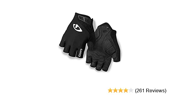 GIRO Jag High-Quality Construction Cycling Short Finger Gloves Red