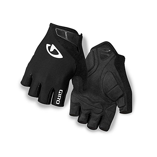Giro Jag Cycling Gloves Black Large Black Professional Bike Glove