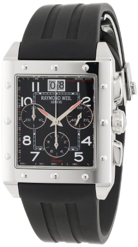 Raymond-Weil-Mens-48811-SR-05200-Sporty-Chronograph-Watch