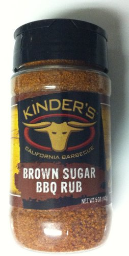 KINDERS RUB-BROWN SUGAR BBQ