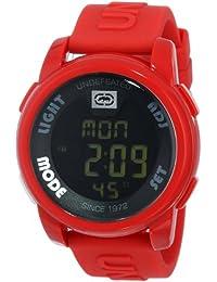a6d33c00eec Men s E07503G4 20-20 Digital Red Resin Strap Watch. Marc Ecko