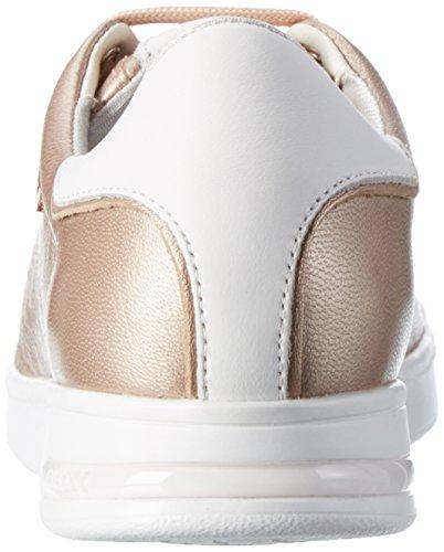A Jaysen Dorado Geox Zapatillas D Goldc8124 para Mujer Rose 6BpqR6w