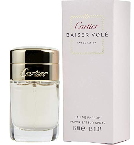 (Cartier Baiser Vole Eau De Parfum Spray for Women 15ml/.5 fl)