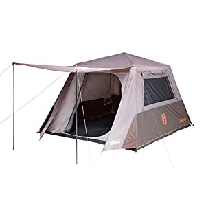 Coleman Silver Series 6 Person Instant-Up Dome Tent