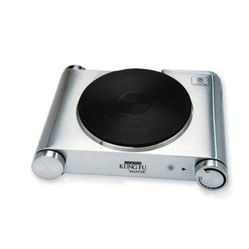 Kung Fu Master Electric Single Burner Hot Plate Cookinex