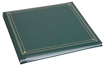 Pioneer Photo Albums Memo Pocket Album, Hunter Green MP-46/HG