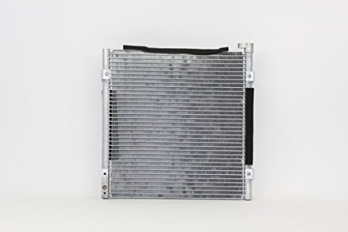 Honda Del Sol Ac Cooling (A-C Condenser - Cooling Direct For/Fit 4730 96-00 Honda Civic USA/Japan/Canada (Exclude Del Sol))