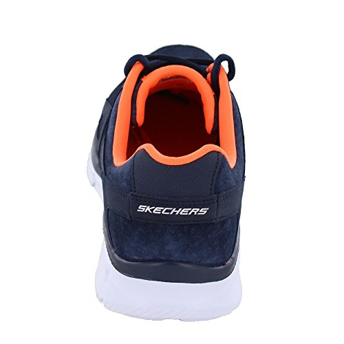 SKECHERS - Equalizer Timepiece 999669 - navy orange Navy Orange