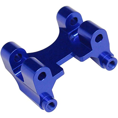Hot Racing RVO3006 Blue Alum Rear Shock Mount