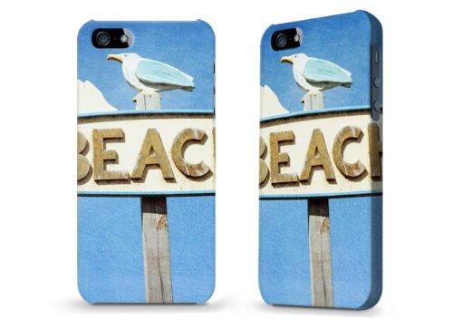 """Hülle / Case / Cover für iPhone 5 und 5s - """"Beach"""" von Joy St.Claire"""