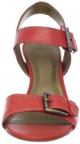 Circa Joan & David Mujeres Jamine Wedge Sandal Red