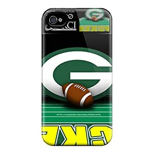 MEIMEIFor Harries Iphone Protective Case, High Quality For Iphone 4/4s Green Bay Packers Skin Case CoverMEIMEI