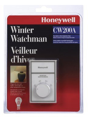 Honeywell Winter Warning To 60 Deg. Csa
