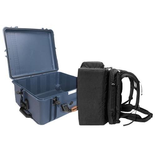 PortaBrace PB-2750ICH Camera Case (Blue) by PortaBrace