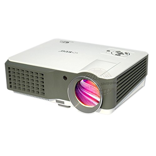 10 Ceiling Speaker Lb Mount - Tek Motion 2600 Lumens LED Video Projector 1080P/720P Full HD HDMI Supporting Home Theater