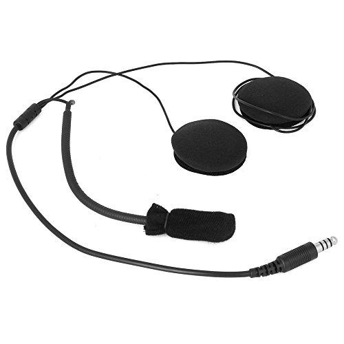 (Rugged Radios HK-IFSP-Sport IMSA Helmet Kit with Microphone & Helmet Speakers)