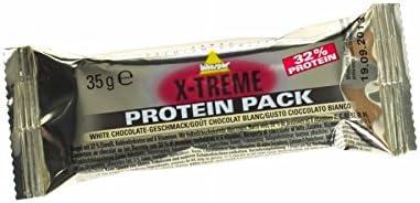 Inko X-treme Protein Pack 35g Riegel White Chocolate