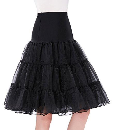 Vintage Petticoat Crinoline Underskirt Women