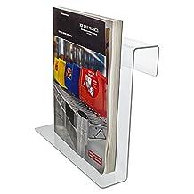 Source One Premium Kardio Kicker Treadmill Book Holder Reading Rack (S1-KK-TBH)