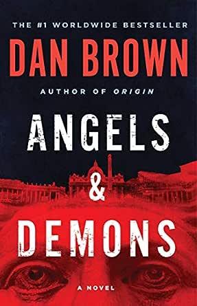 Angels & Demons (Robert Langdon Book 1) (English Edition) eBook ...