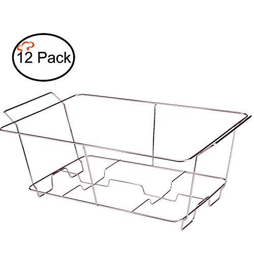 TigerChef TC-20538 Buffet Chafer Food Warmer Chrome Wire ...